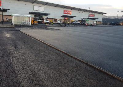 Car park - Aberdeen 2