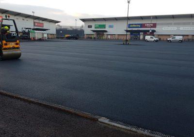 Car park - Aberdeen 3